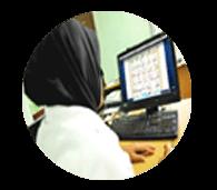 female Quran teacher